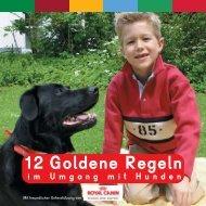 A Goldene Regeln - Royal Canin