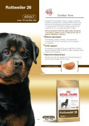 Royal Canin Rottweiler 26 dog food - My Pet Care Supplies.com