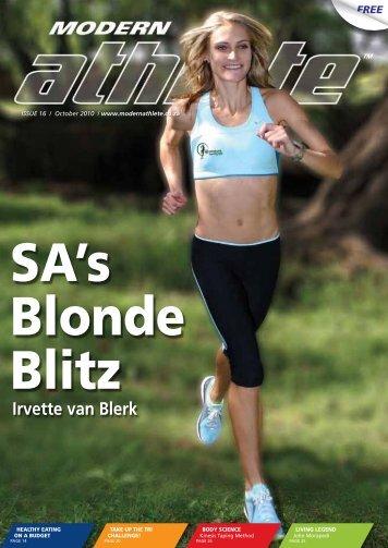 Irvette van Blerk - Modern Athlete