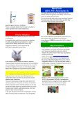 Newsletter Al Barsha Veterinary clinic / ABVC pet's Necessities llc - Page 2