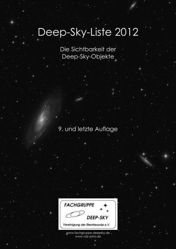 beobachterliste - Fachgruppe Deep Sky