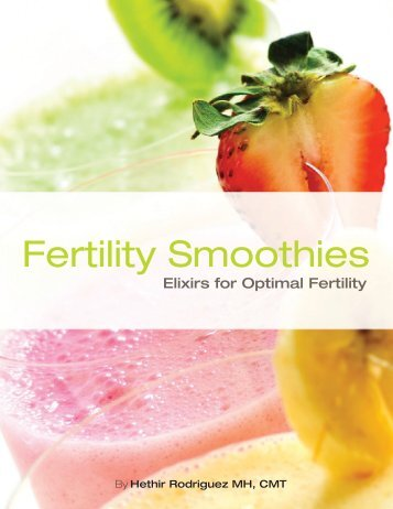 Elixir for optimal fertility ebook - Natural Fertility Info.com