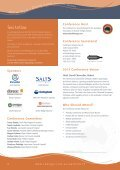 Experience the ConvaTec difference. - Conference Design Pty Ltd - Page 2