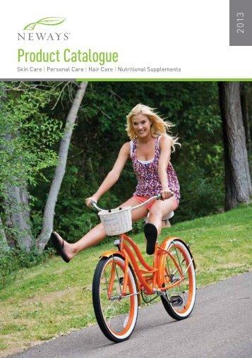 UK Catalogue PDF - Neways International