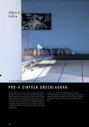 Pro-V eInFaCh unsChLagbar