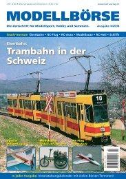 Trambahn in der Schweiz - BiCT Verlag GmbH