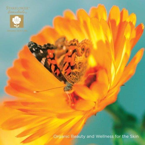 organic Beauty and wellness for the skin - Starflower Essentials