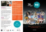 Big Screen 2012 - Deakin Cinema Complex