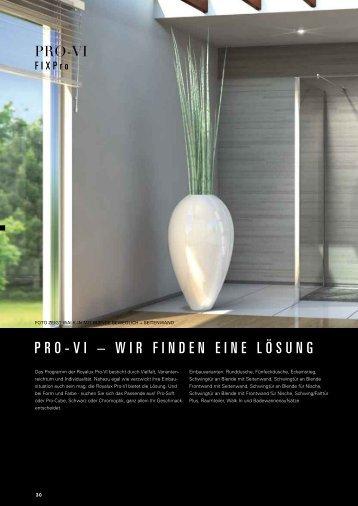 Pro-VI – WIr FInden eIne Lösung