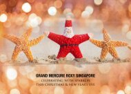 grand mercure row singapore celebrating with sparkles this ...