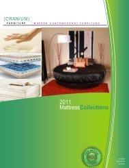 2011 Collections Mattress - Cranium Furniture, Inc.