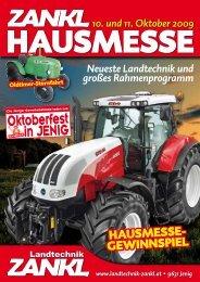 HAUSMESSE - Landtechnik ZANKL GmbH