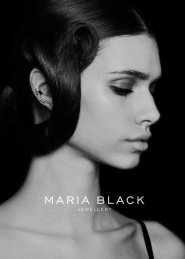 Downloade Catalogue & Lookbook [PDF file] - Maria Black