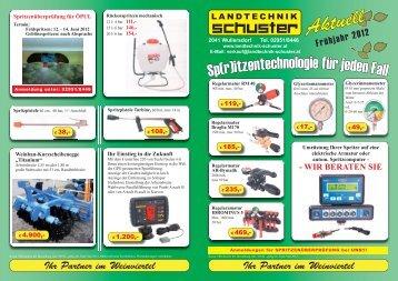 "Weinbau-Kurzscheibenegge ""Titanium"" - Landtechnik Schuster"