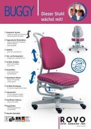 Kinderstuhl Buggy Rovo Chair - Bisley-Sofort.de
