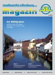 Am Mühlgraben - Stadtwerke Eilenburg