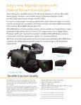 HDC-2000 Series HD Camera - Sony - Page 2