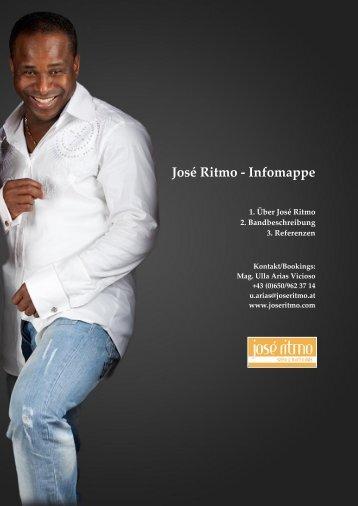 José Ritmo - Infomappe - Jose Ritmo