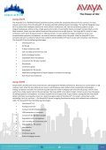 Avaya B100 Conference Phone R1.0 Offer ... - Hedefix Teknoloji - Page 4