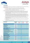 Avaya B100 Conference Phone R1.0 Offer ... - Hedefix Teknoloji - Page 7