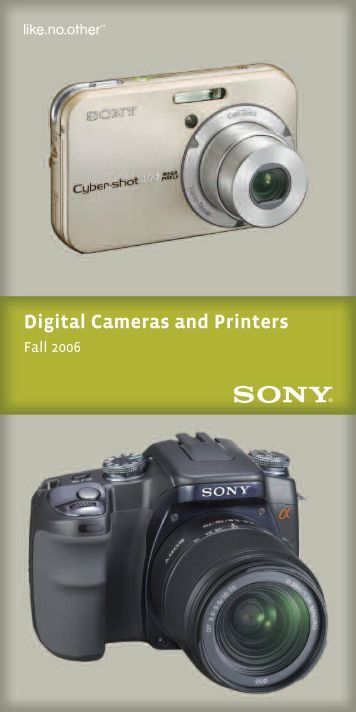 Digital Cameras and Printers - Abt Electronics