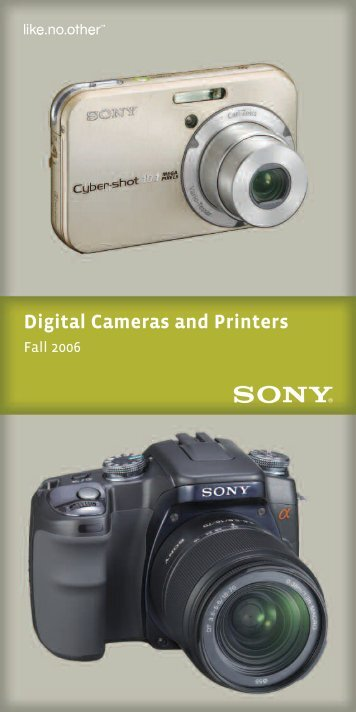 Digital Cameras and Printers - Abt Electronics