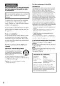 Network Walkman - How To & Troubleshooting - Sony - Page 2