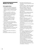 Network Walkman - How To & Troubleshooting - Sony - Page 4