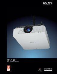 vplfh30 - Sony