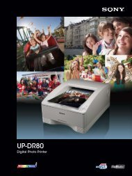 UP-DR80 - Integrated Kiosk Solutions