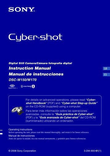 Instruction Manual Manual de instrucciones - How To ...