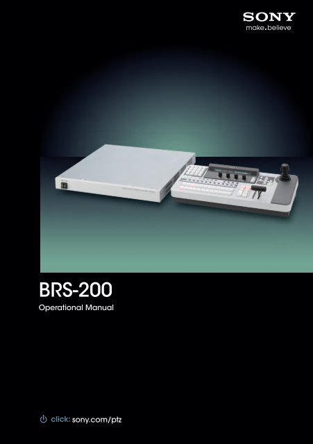 BRS200 - Sony