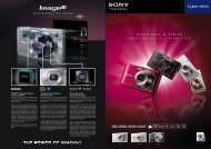 Sony Redefines Your Camera - Etilize