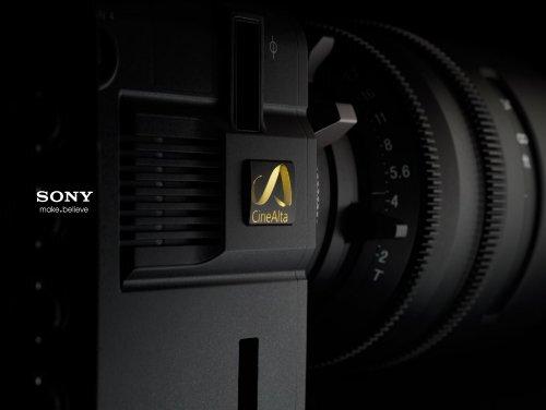 XAVC - Sony