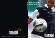 Derbystar Katalog