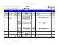 Toner Cartridges - CDCI Supplies