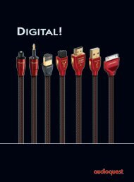 Digital Brochure - Audioquest