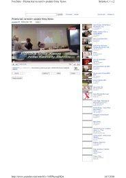 Stránka č. 1 z 2 YouTube - Priama tlač na textil v podaní firmy Xerox ...