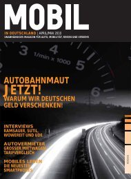 JETZT! - Mobil in Deutschland e.V.