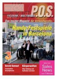 Handy-Festspiele in Barcelona Handy-Festspiele in Barcelona - E&W
