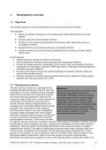 Table of Contents - hydrosys - Page 5