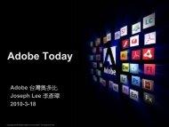 Acrobat 9 - Adobe Blogs