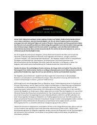 PDF mit deutscher Zusammenfassung - Greenpeace