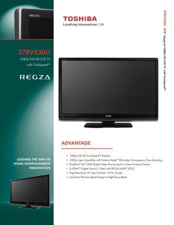 26hl67 32hl67 32hl67u 37hl67 42hl67 newegg com rh yumpu com Toshiba TV Manual Online Toshiba 42 REGZA Manual