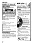 37HL95 Owner's Manual - Toshiba Canada - Page 2