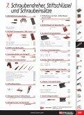 Schraubendreher, Stiftschlüssel, Schraubeinsätze - Facom - Seite 2