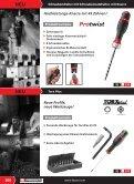 Schraubendreher, Stiftschlüssel, Schraubeinsätze - Facom - Seite 3