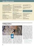 """""""Angesagt und aufgestiegen"""" - Deutscher Alpenverein - Seite 3"""