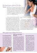 Hilfe gegen übermäßiges Schwitzen - Kristall-Apotheke - Seite 4