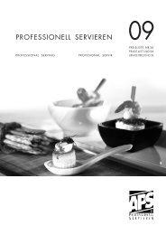 PROFESSIONELL SERVIEREN - Nicolai GmbH